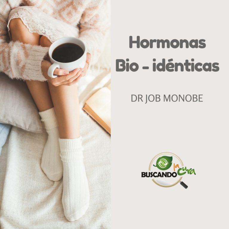 Menopausia y Hormonas Bioidenticas