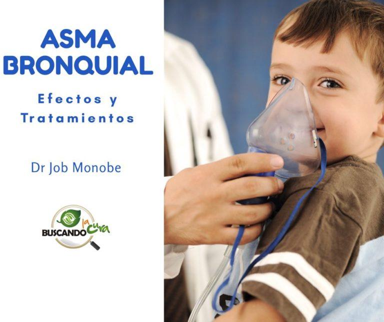 ¿Tiene cura el asma bronquial?